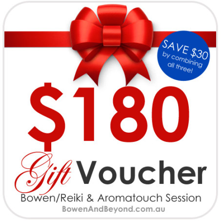 Three Sessions Gift Voucher